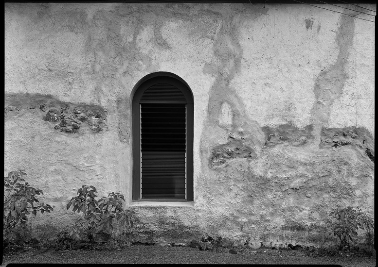 Church, Hana, Maui, HI 1985 © David Ulrich