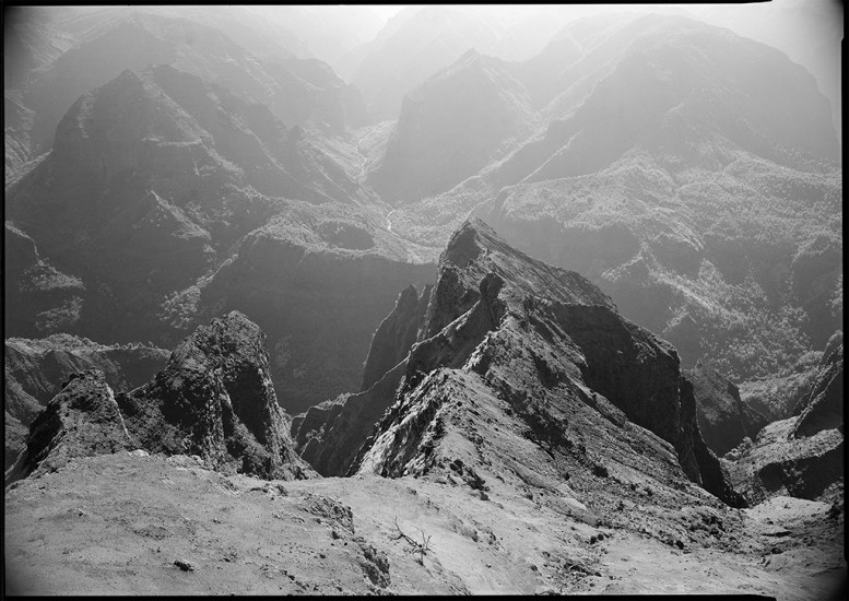 Waimea Canyon, Kauai, HI 1986 © David Ulrich