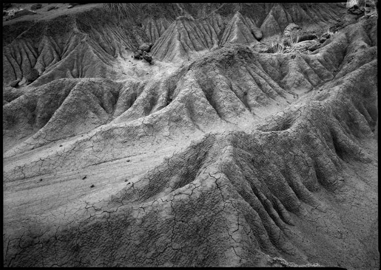 Erosion, Kaho'olawe, HI 1994 © David Ulrich