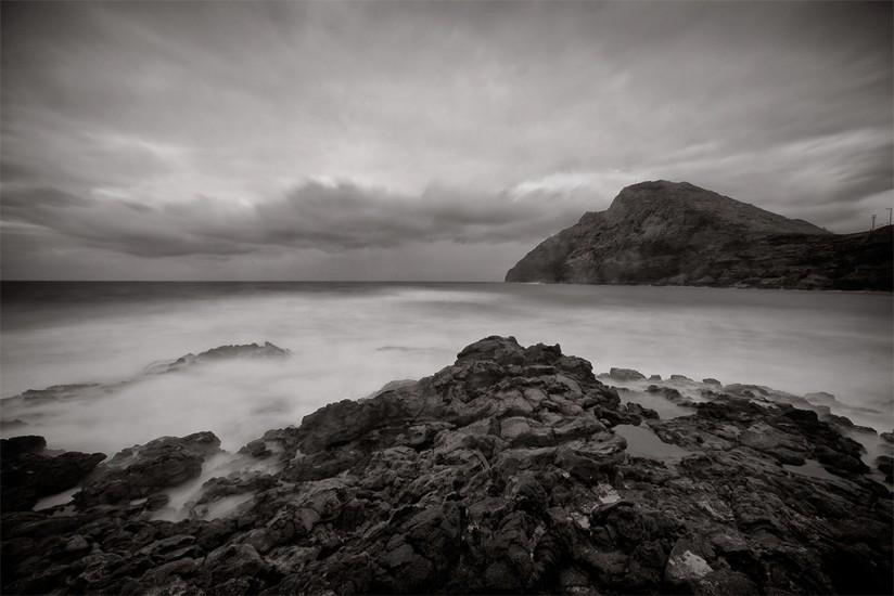 Makapu'u Beach, O'ahu, HI 2010 © David Ulrich