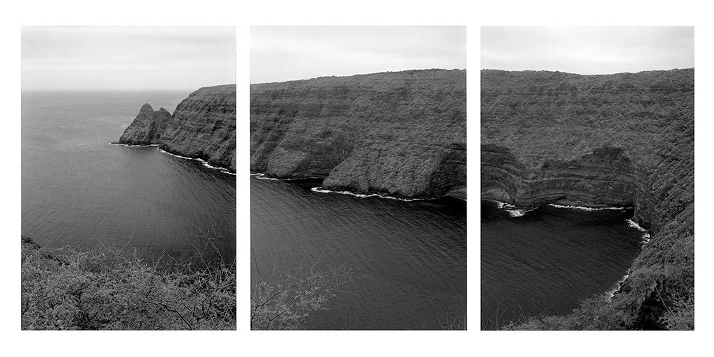 Kamohio Bay, Kaho'olawe, HI 1996 © David Ulrich