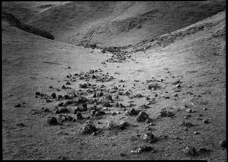 Ancient Trail, West Maui, HI 1987 © David Ulrich