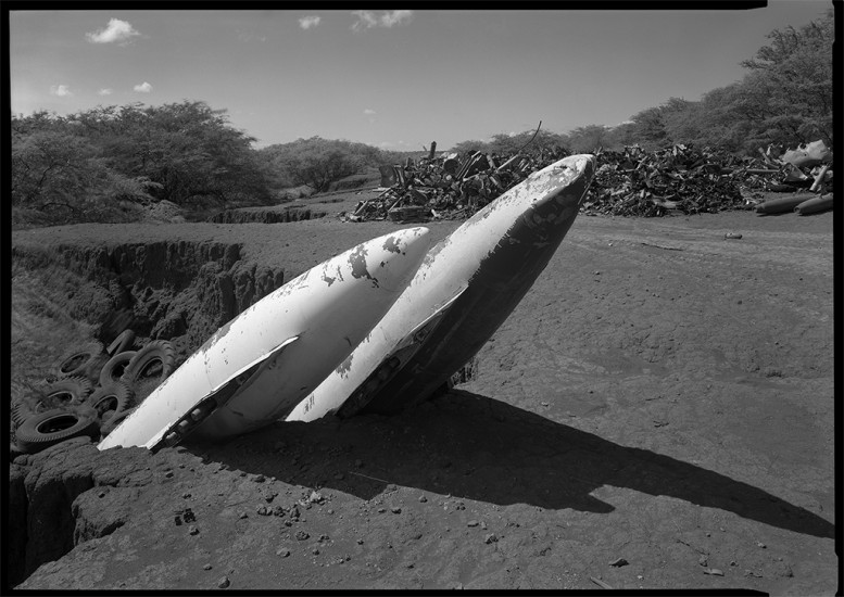 Shell Casings, Kaho'olawe, HI 1993 © David Ulrich