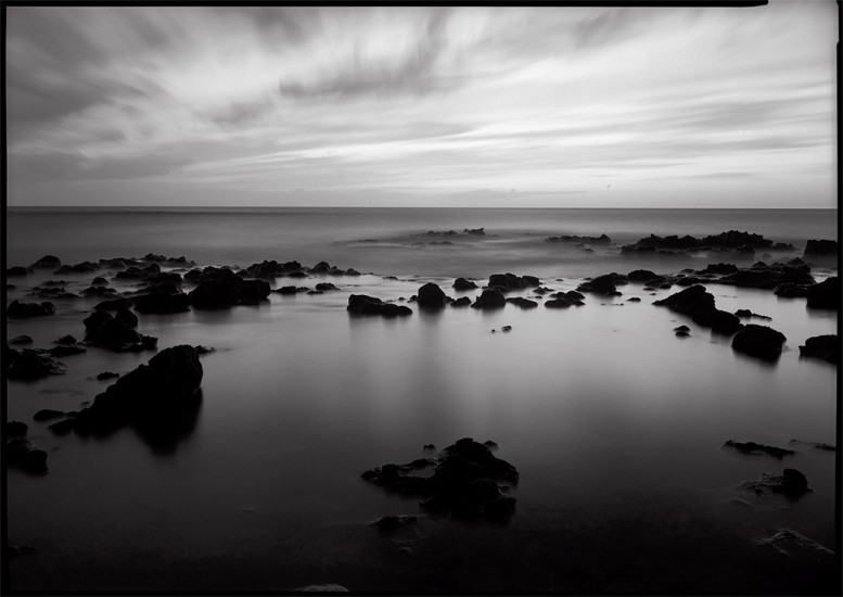 Kealaikahiki Point, Kaho'olawe, HI 1994 © David Ulrich