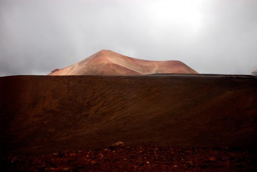 Pu'u, Mauna Kea, Big Island, HI 2007 © David Ulrich
