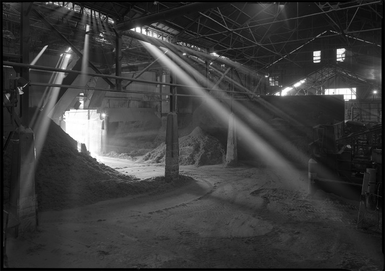 Last Day of Operation, Paia Sugar Mill, Maui, HI 2000 © David Ulrich
